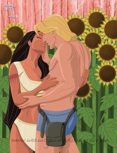 Disney Lovers 2 of 7 - Kuwumaras by ADQuatt on deviantART