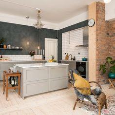 Dream kitchen from Isabelle Pedersen