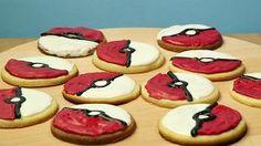Ciastka Pokeball - zjedz je wszystkie