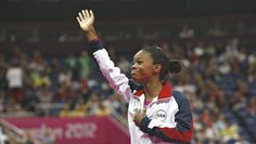 Gabby Douglas, a 4-foot-11, 94-pound package of rocket-fueled energy, won the individual all-around Olympic gold medal. She also became the first American to win both the all-around and team events at the same Olympics, and only the fourth American woman to win the all-around title.