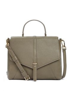 Tory Burch 797 Top Handle Leather Stachel