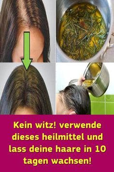 No joke! Use this remedy and leave your hair in Kein Witz! Verwende dieses Heilmittel und lass deine Haare in 10 Tagen wachsen! – Dailyumy No joke! Use this remedy and let your hair grow in 10 days! Castor Oil Hair Treatment, Castor Oil For Hair, Hair Oil, Aloe Vera Hair Mask, Aloe Vera For Hair, Grow Long Hair, Grow Hair, Prevent Grey Hair, Homemade Dry Shampoo