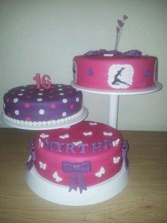 Sweet Sixteen cake!!!