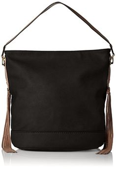 MG Collection Janna Tassel Slouchy Shopper Hobo Shoulder Bag *** Find out more about the great product at the image link.