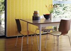 Image result for orla kiely striped petal wallpaper