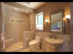 Remodel Bathroom Handicap Accessible hy-lite, a u.s. block windows company | master bath | pinterest