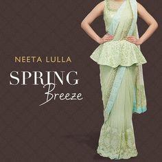 Obsessing over this season's pastel picks. Shop Neeta Lulla's Spring/Summer line on store.neetalulla.com  #neetalulla #houseofneetalulla #springsummer #SS2015 #springsummer2015 #springsummercollection #springbreeze #thinkneetalulla #shopneetalulla #couturepicks #bestofcouture #indianfashion #indianbride #bridal #bridalfashion #trousseau #women #couture #glam #fashion