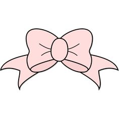 Pink Bow ❤ liked on Polyvore featuring fillers, bows, art, backgrounds and decorations