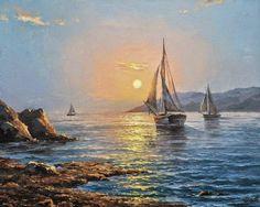 Resultado de imagen para pinturas realistas al oleo