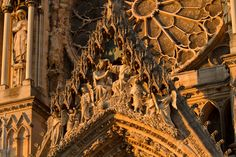 Reims Cathedral, one of the masterpieces of Gothic art por Fotopedia Editorial Team