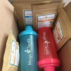 """""""Absolutely love it! It works great! This is exactly what I needed to get my day going! I can't go a day without it now. Help with my energy & suppress my hunger. Great product! Shipped to my house in no time. Awesome Customer Service. LOVE LOVE LOVE Magic Teafit. Thank You."""" -- Ainsley D  @magicteafit #magicteafit  Order at www.MagicTeafit.com"""