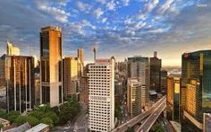 sydney cityscape - Google Search