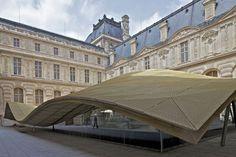 Rudy Ricciotti Musée du Louvre, département des Arts de l'Islam © 2012 Musée du Louvre / Philippe Ruault