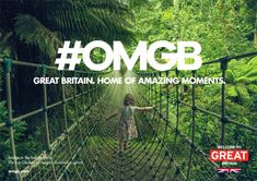Oh My Great Britain! The British Tourist Board wants you to share your moment via social media. What Will Your Moment be? Family Picnic, Family Travel, Vw Campervan Hire, Lost Gardens Of Heligan, Visit Britain, Tourist Board, Eden Project, Marketing Opportunities, Corporate
