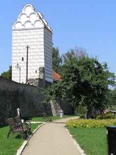 Tábor - water tower