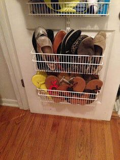 Your closet will no longer look like a hurricane hit it after you implement a few of these organization hacks.