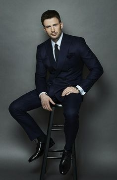 "♔The Portuguese Elegance♔ "" CHRIS EVANS """