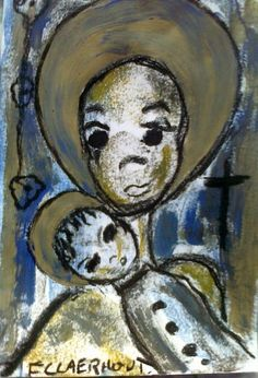 Nativity scene South African Artists, Native Art, Pablo Picasso, Nativity, Contemporary Art, Arts And Crafts, Scene, Paintings, Studio