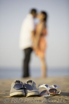 Beach Engagement Session, #pdphotovideo, #palcia83