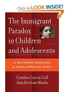 The Immigrant Paradox in Children and Adolescents: Is Becoming American a Developmental Risk?: Cynthia Garcia Coll, Amy Kerivan Marks: 9781433810534: Amazon.com: Books