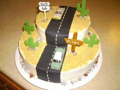 Route 66 creation by Christy