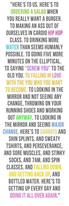 fitness quotes | Tumblr