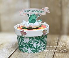 So Hoppy Together and the Sweet Cups together make a fun Birthday treat. A hostess Cupcake fits inside the cup perfectly! 40th Birthday Quotes, Happy Birthday Messages, Happy Birthday Images, Birthday Treats, Birthday Gifts For Girls, Mom Birthday Gift, Boyfriend Birthday, 70th Birthday, Birthday Greetings