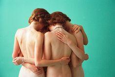 Cultura Inquieta - Románticas y oníricas fotografías de mujeres desnudas por Amanda Charchian