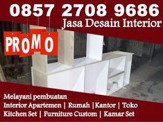 Jakarta, Design Apartment, Apartment Interior, Design Set, Interiors Online, Kitchen Sets, Golf, Interior Design Kitchen, Studio