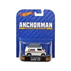 Anchorman '77 Dodge Van Hot Wheels