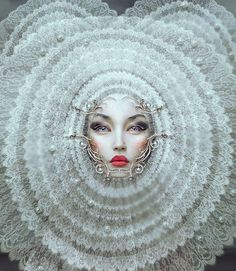 100 Surreal Fashion Examples - From Gothic Doll-Like Captures to Futuristic Fairytale Editorials (TOPLIST)