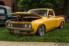 Chevy Luv | by scott597 Small Trucks, Mini Trucks, Cool Trucks, Nissan Trucks, Chevy Trucks, Chevy Luv, Muscle Truck, Chevy Apache, Pickup Car