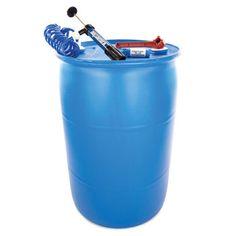 a81ae27c270 Nutristore Deluxe 55-gallon Barrel Water Storage System Kit. 55 Gallon  Water BarrelEmergency Preparedness ...