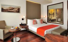 Anya Hotel is one of the Top Hotels in Gurgaon we offering hotel accommodation in Gurgaon. Book Hotels in Gurgaon Now & get discounts with Free Wi-Fi & Breakfast Lobby Furniture, Bedroom Furniture Sets, Top Hotels, 5 Star Hotels, Apartment Design, Bedroom Apartment, Suite Room Hotel, Green Furniture, Single Sofa