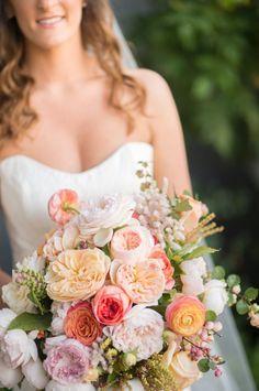 Orange County Wedding at Laguna Cliffs - MODwedding