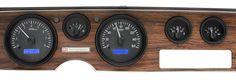 DAKOTA DIGITAL 70 - 81 Pontiac Firebird and Trans Am VHX ANALOG DASH GAUGES SYSTEM VHX-70P-FIR - Phoenix Tuning
