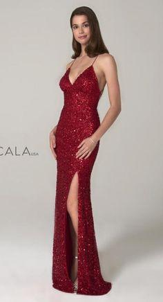 Scala Dress 60116   Terry Costa
