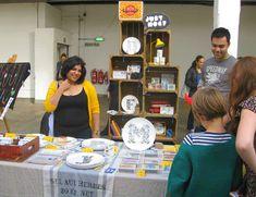 Poppytalk: 1st Ever Renegade Craft Fair - London!