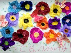 Some nice springtime art made by alisapa, 3 years old, Artist Of The Day on 03/20/2013 • Art My Kid Made
