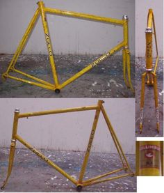Zullo TVM frame. Click image for more pictures, price and specs.