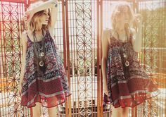 Dress -->Spell and the Gypsy Collective.
