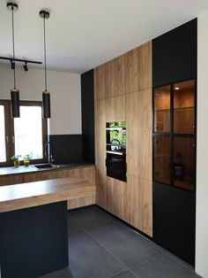 #kitchen #blackkitchen #design #designer #passion #blum #festool