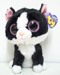 TY BEANIE BOOS PEPPER BOO PLUSH SOFT TOY 5.5 INCH NEW GIFT