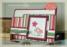 File Folder Card Tutorial By Beate