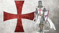 Songs of Templars Knights Hospitaller, Knights Templar, Christian Warrior, Still Picture, Freemasonry, Praise And Worship, Medieval Times, Cherub, Classical Music
