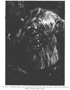 Grazie a Paris Review ecco alcune illustrazioni per le puntate del Mondo perduto (in celebration of Sir Arthur Conan Doyle's birthday)