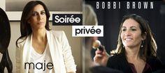 Soirée privée Madame Figaro, Maje, Bobbi Brown