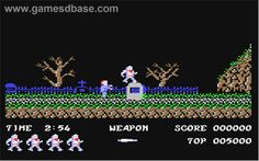 Ghosts 'n' Goblins (Commodore 64)