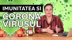 Imunitatea si coronavirusul. Despre preventie si cresterea imunitatii, c... Vegetables, Crowns, Vegetable Recipes, Veggies