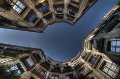 Placeta de Milans, Barcelona
